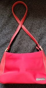 Liz Claiborne red small purse